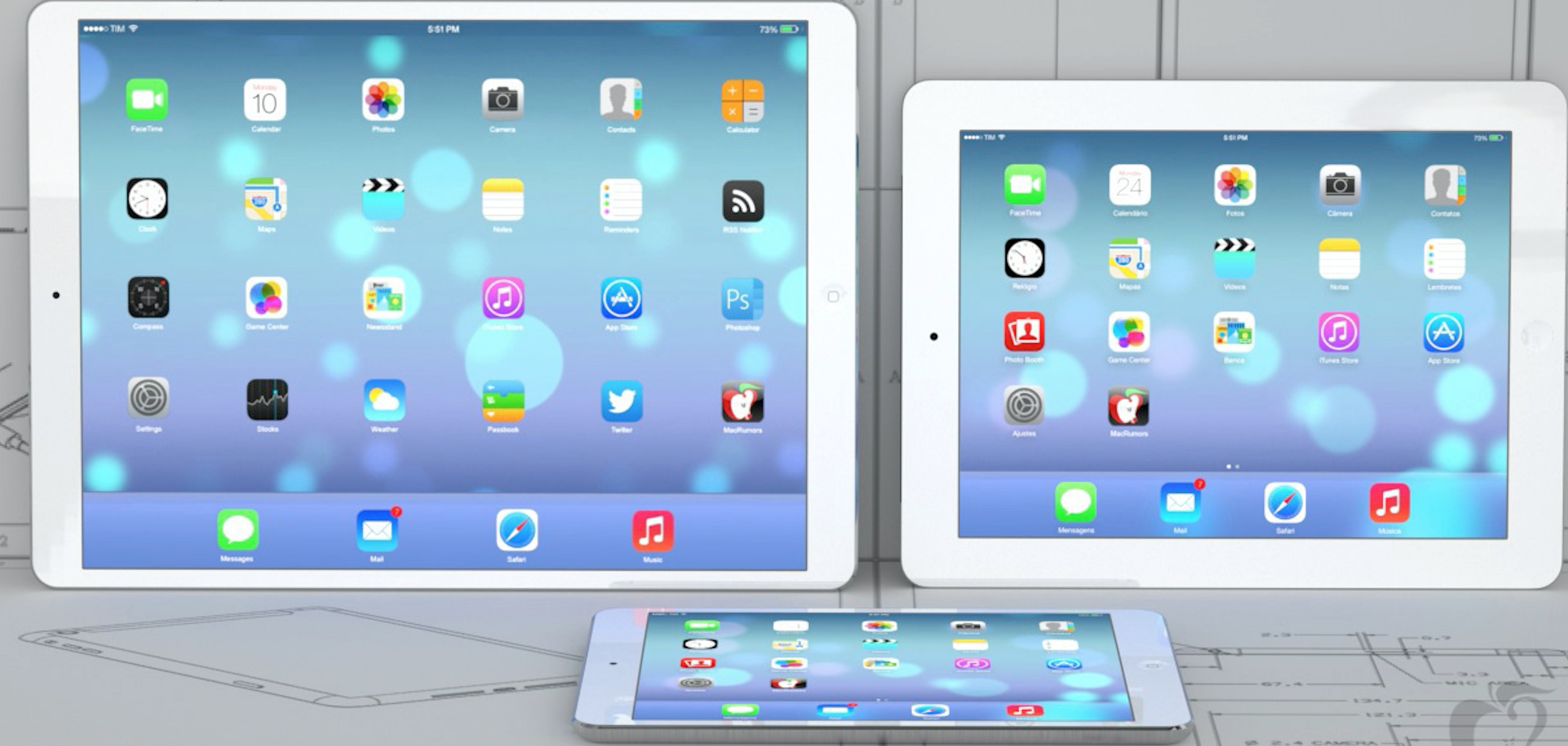 BREAKING: New iPad Pro Coming in Oct. With New Display