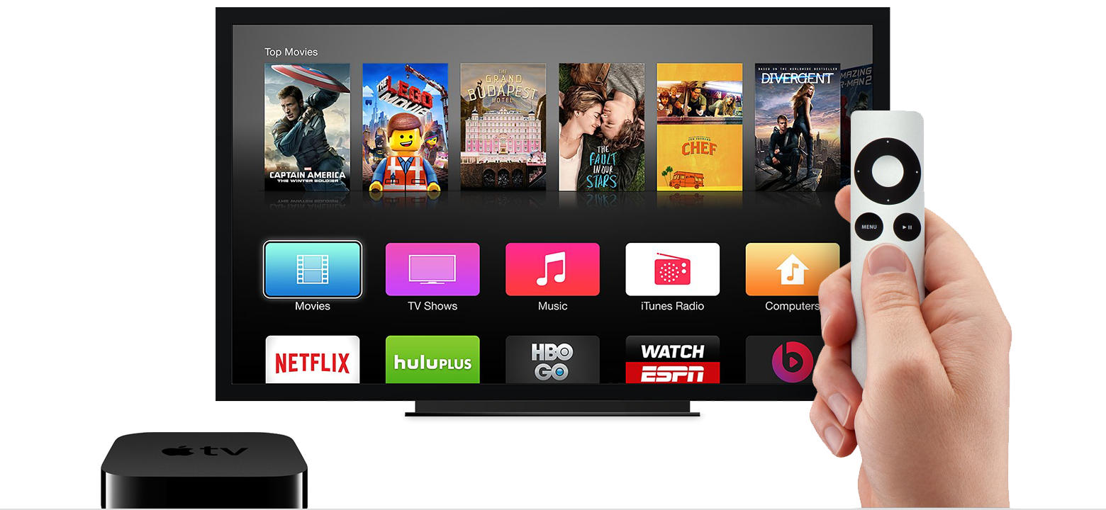 New Apple TV 4 in October With New Streaming Service